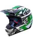 Capacete Protork TH-1 Eletric Off-Road
