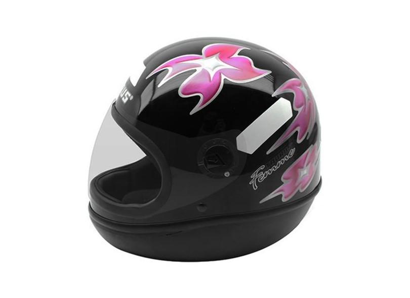 43ce1615c Capacete Taurus Fórmula 1 R Femme Fechado