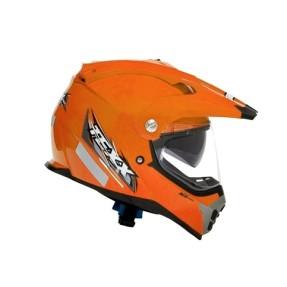 Capacete Texx MX Double Vision Off-Road com viseira