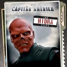 Capitão América - Arquivos Hidra - Marvel - 9788581110400