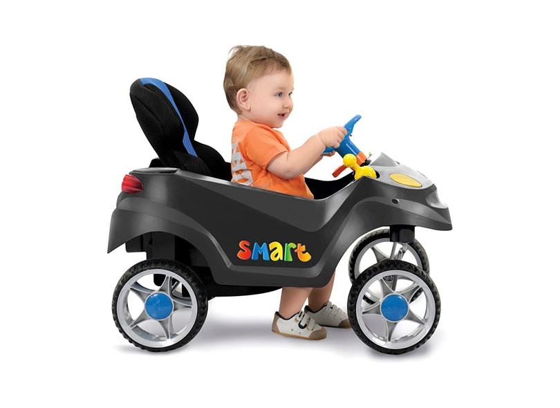 1ba58ad1cee29 Carrinho Bandeirante Smart Baby Comfort