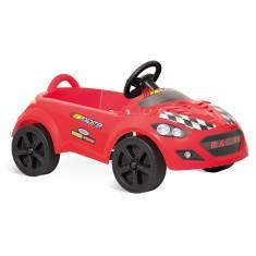 Carrinho com Pedal Bandeirante Roadster