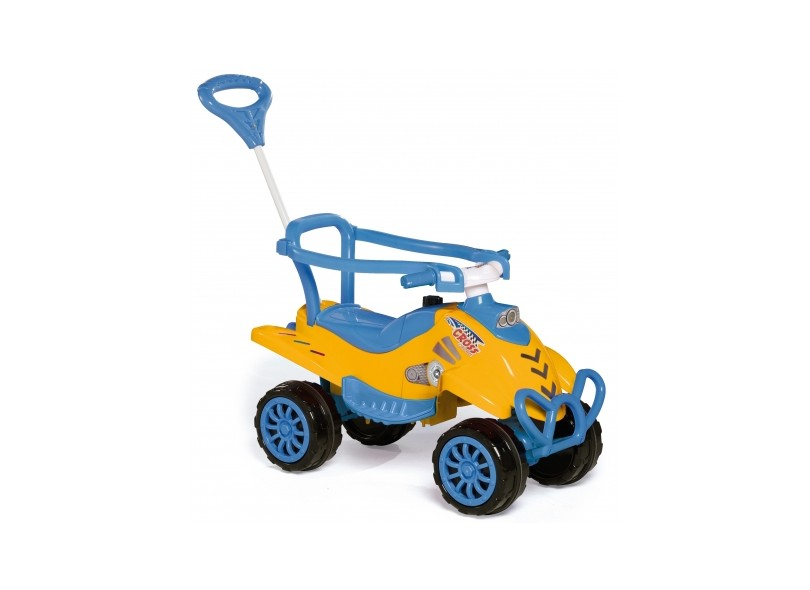 2f00479f4888da Carrinho com Pedal Calesita Cross