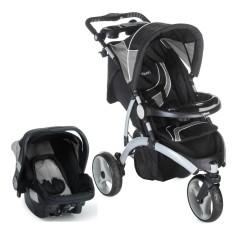 Carrinho de Bebê com Bebê Conforto Infanti Off Road