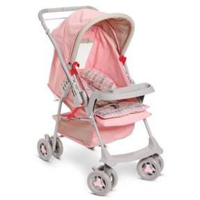 Carrinho de Bebê Galzerano 1015 Milano Reversível