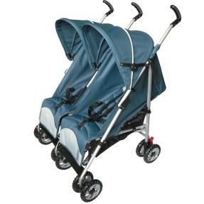 Carrinho de Bebê para Gêmeos Burigotto Duetto 5040