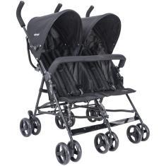 Carrinho de Bebê para Gêmeos Kiddo Whoop Youme