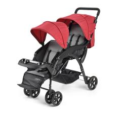 Carrinho de Bebê para Gêmeos Multikids Baby BB529