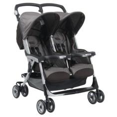 Carrinho de Bebê para Gêmeos Peg-Pérego Aria Twin 6001