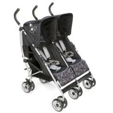 Carrinho de Bebê para Gêmeos Safety 1st Double Ômega