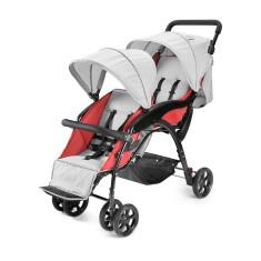 Carrinho de Bebê para Gêmeos Weego Double 4021