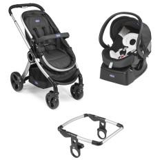 Carrinho de Bebê Travel System com Bebê Conforto Chicco Urban