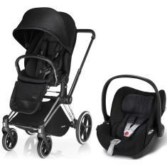 Carrinho de Bebê Travel System com Bebê Conforto Cybex Priam