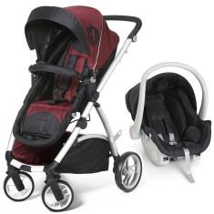 Carrinho de Bebê Travel System com Bebê Conforto Dzieco Maly