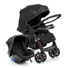 Carrinho de Bebê Travel System com Bebê Conforto Infanti Andes Duo