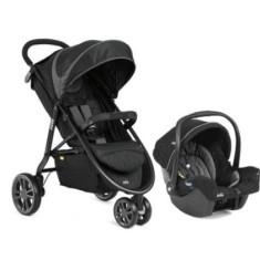 Carrinho de Bebê Travel System com Bebê Conforto Joie Litetrax 3