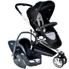 Carrinho de Bebê Travel System com Bebê Conforto Kiddo Compass II 889