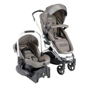Carrinho de Bebê Travel System com Bebê Conforto Kiddo Eclipse 5218