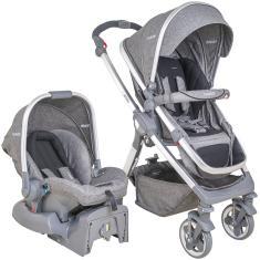 Carrinho de Bebê Travel System com Bebê Conforto Kiddo Moon 5220