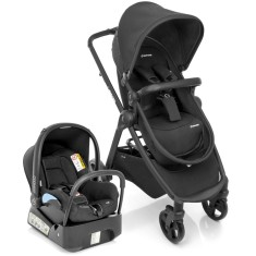 Carrinho de Bebê Travel System com Bebê Conforto Maxi-Cosi Discovery