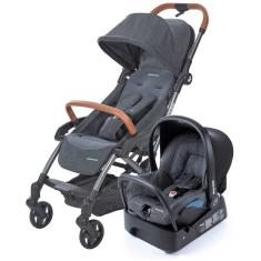 Carrinho de Bebê Travel System com Bebê Conforto Maxi-Cosi Laika