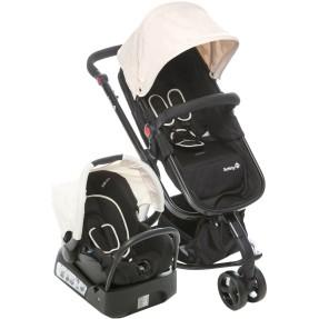 Carrinho de Bebê Travel System com Bebê Conforto Safety 1st Mobi TS