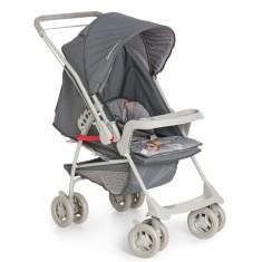 Carrinho de Bebê Travel System Galzerano Milano Reversível II 1016