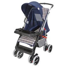 Carrinho de Bebê Travel System Tutti Baby Thor Plus