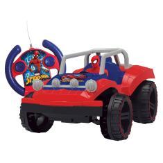 Carrinho de Controle Remoto Candide Buggy Hero 5847