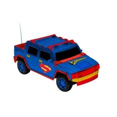 Carrinho de Controle Remoto Candide Power Drivers Liga da Justiça