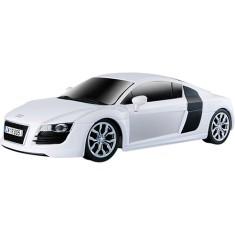 Carrinho de Controle Remoto Maisto Audi R8 V10