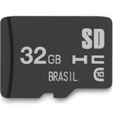 Cartão de Memória Micro SD Multilaser 32 GB MC145