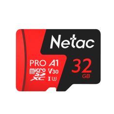Cartão de Memória Micro SD Netac 32 GB P500