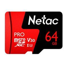 Cartão de Memória Micro SD Netac 64 GB P500