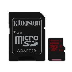 Cartão de Memória Micro SDXC com Adaptador SanDisk 128 GB SDCA3/128GB