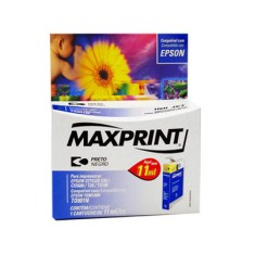 Foto Cartucho Preto Maxprint TO90120