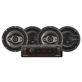 Foto CD Player Automotivo Novik Neo NVK-214 USB