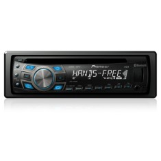 Foto CD Player Automotivo Pioneer DEH-7380BT USB