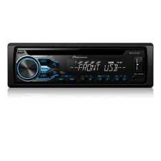 Foto CD Player Automotivo Pioneer DEH-X1880UB USB