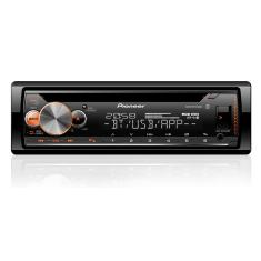 CD Player Automotivo Pioneer DEH-X5000BR USB Bluetooth