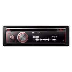 Foto CD Player Automotivo Pioneer DEH-X8780BT USB