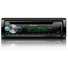 CD Player Automotivo Pioneer DEHX500BR Bluetooth