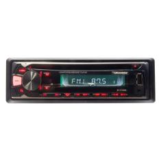 Foto CD Player Automotivo Roadstar RS-3750BR USB Bluetooth Viva Voz