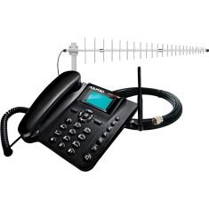 Celular de Mesa com Fio Aquário CA-4200
