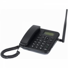 Celular de Mesa com Fio BedinSat Quadriband BDF-02 61-0002