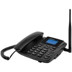 Celular de Mesa com Fio Intelbras CF 4201