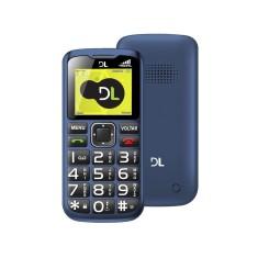 Celular DL Eletrônicos YC-120 2 Chips