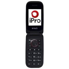 Celular iPro Flip 2.4 2 Chips