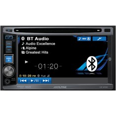 "Foto Central Multimídia Automotiva Alpine 6 "" IVE-W530 Touchscreen Bluetooth"