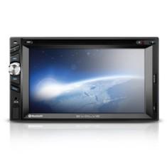 """Central Multimídia Automotiva Multilaser 6 """" P3261 Touchscreen Entrada para camêra de ré"""